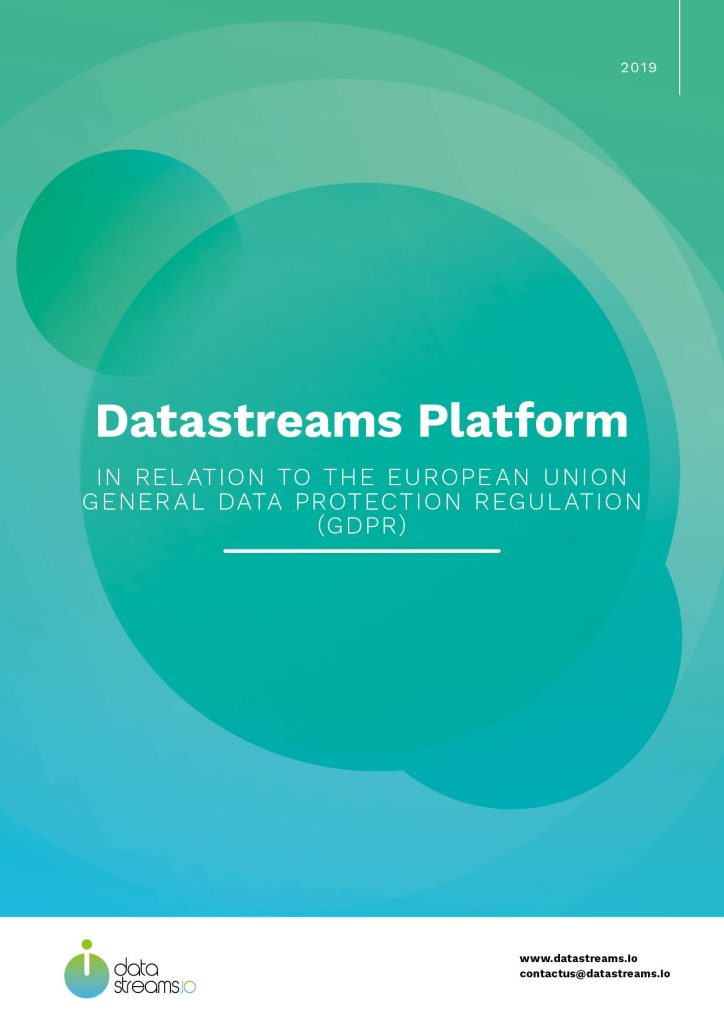 Datastreams documents: Datastreams platform